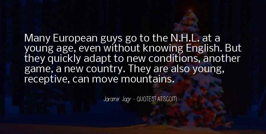 Best Jagr Quotes #1234216