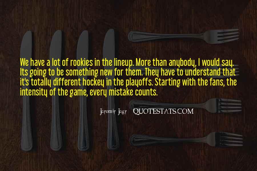 Best Jagr Quotes #1620581