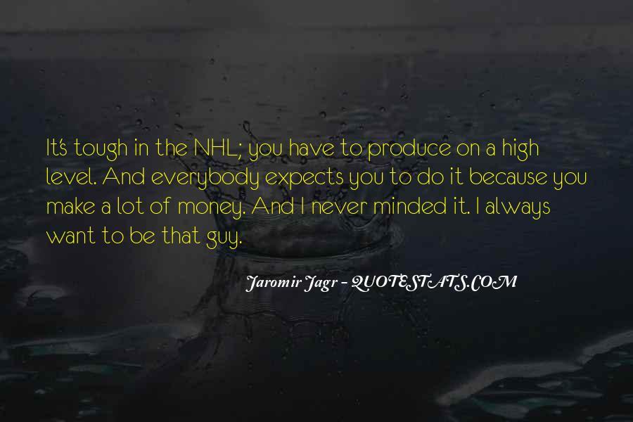 Best Jagr Quotes #1794229