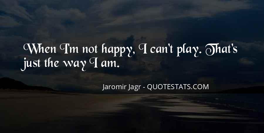 Best Jagr Quotes #1860688