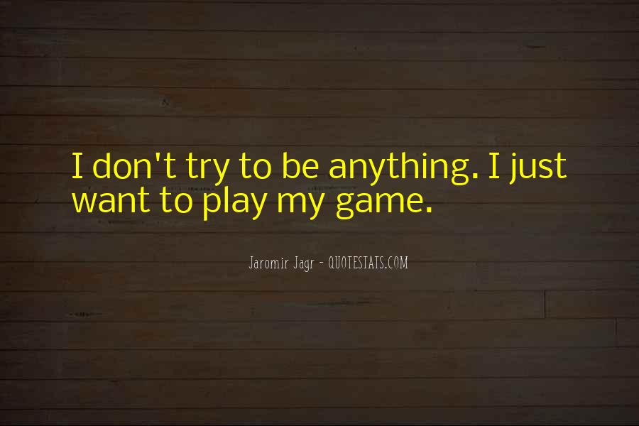Best Jagr Quotes #237599