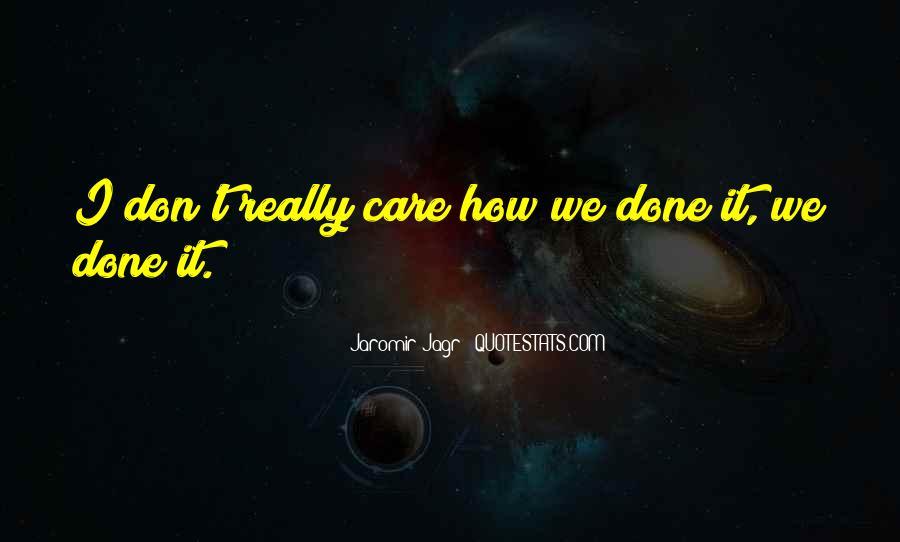 Best Jagr Quotes #303525