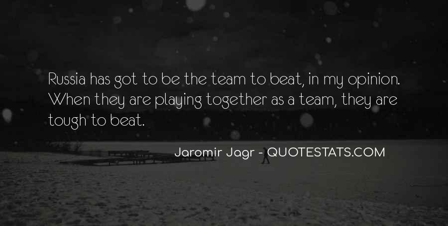 Best Jagr Quotes #411208