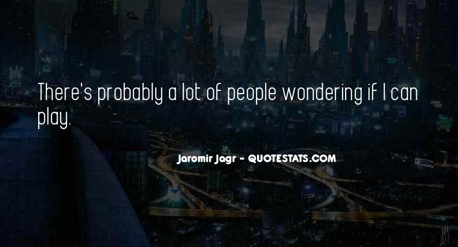 Best Jagr Quotes #612550