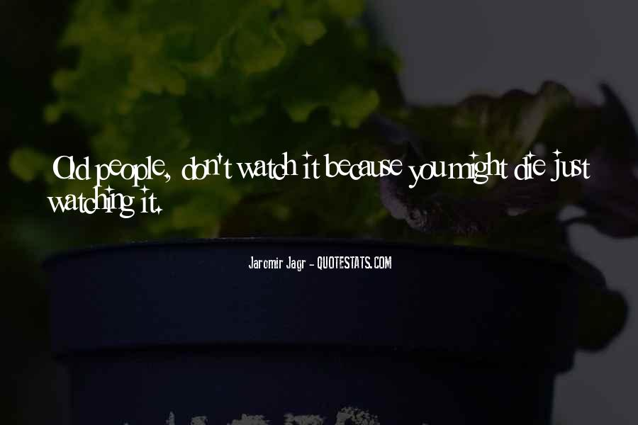 Best Jagr Quotes #622262