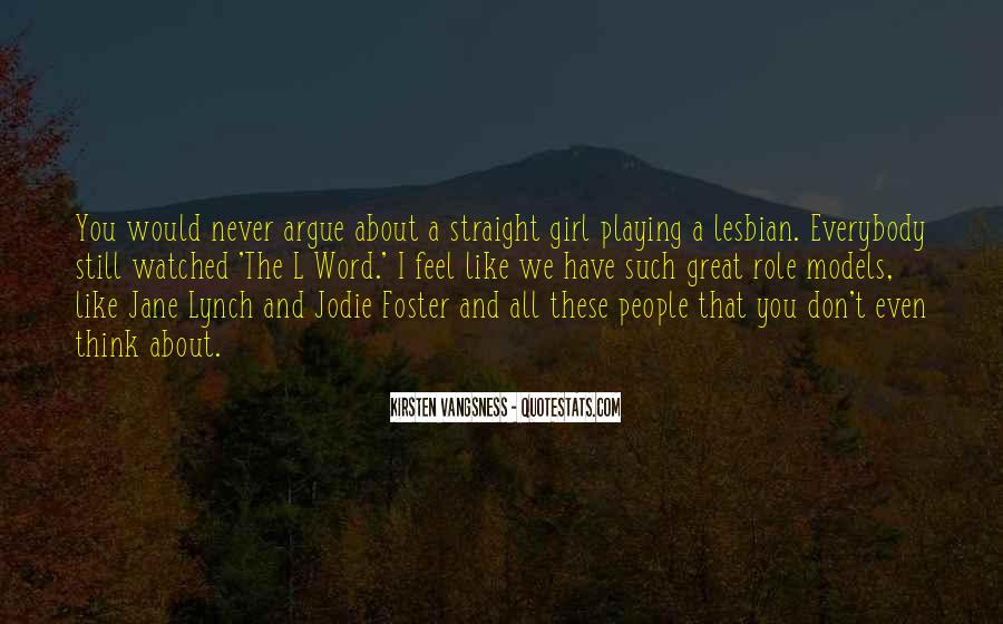 Best Jane Lynch Quotes #1121425