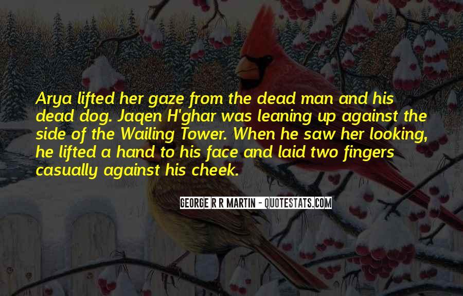 Best Jaqen H'ghar Quotes #273801