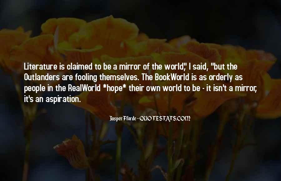 Best Jasper Fforde Quotes #142274