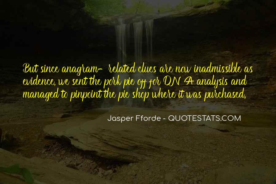 Best Jasper Fforde Quotes #157107