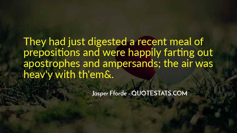 Best Jasper Fforde Quotes #184203