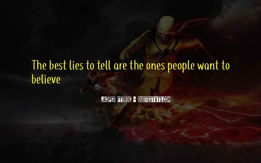 Best Jasper Fforde Quotes #1848897