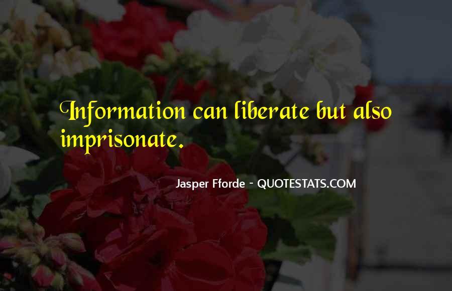 Best Jasper Fforde Quotes #224413