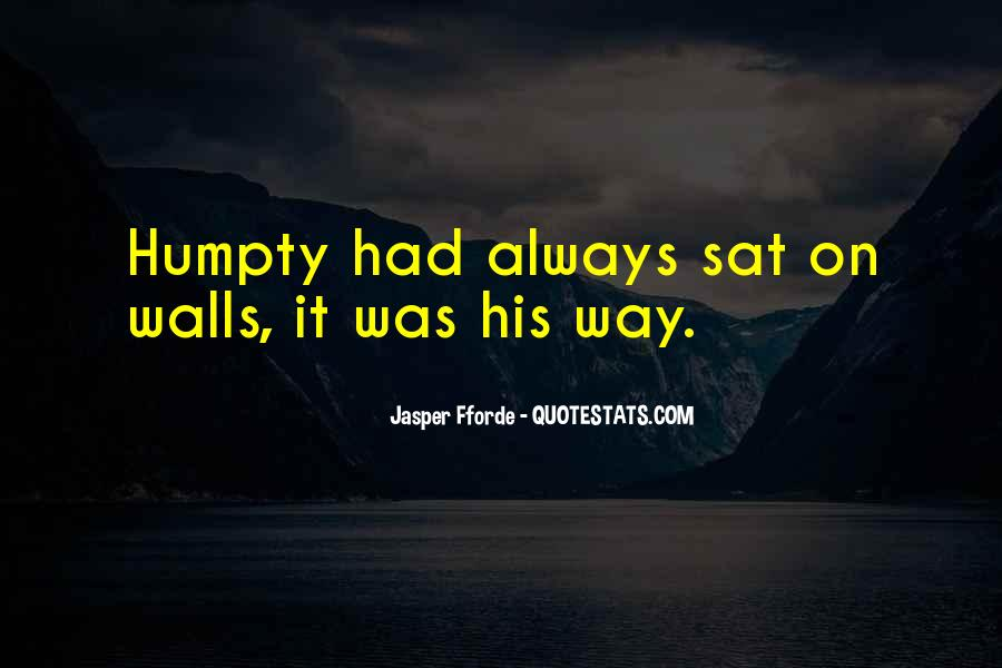 Best Jasper Fforde Quotes #227471