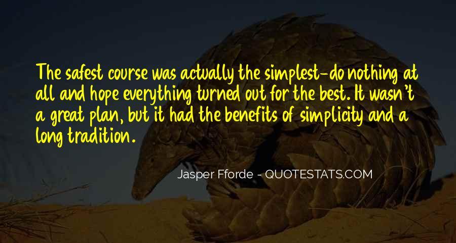 Best Jasper Fforde Quotes #526191