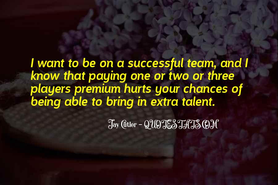 Best Jay Cutler Quotes #985531