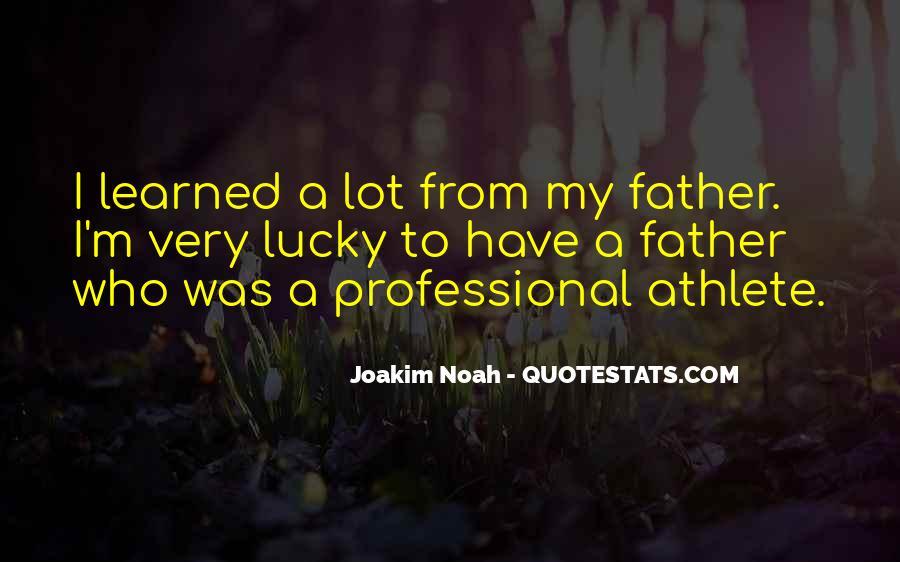 Best Joakim Noah Quotes #1328212