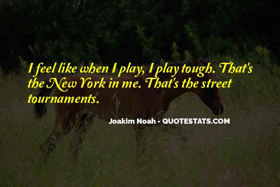 Best Joakim Noah Quotes #368568