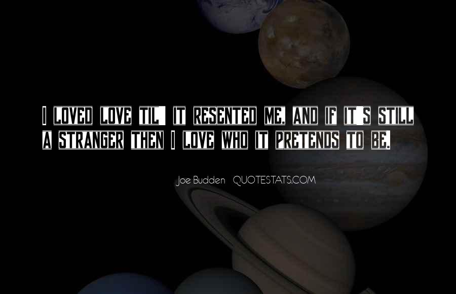 Best Joe Budden Love Quotes #1392965