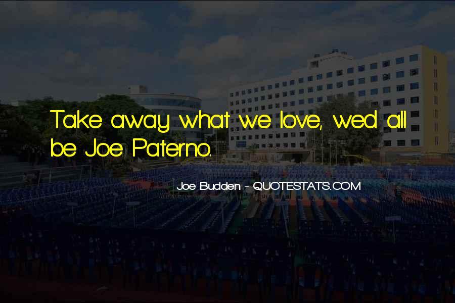 Best Joe Budden Love Quotes #1716224