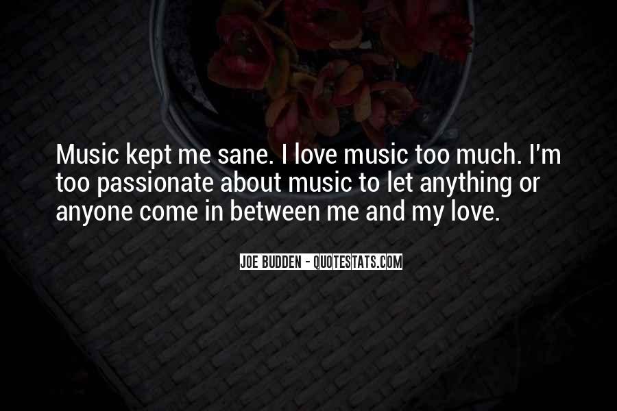 Best Joe Budden Love Quotes #409751