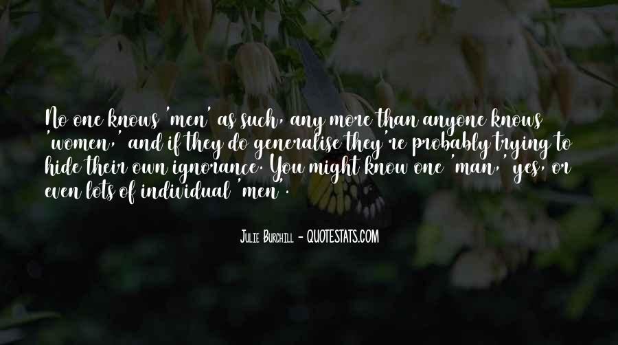 Best Julie Burchill Quotes #298683