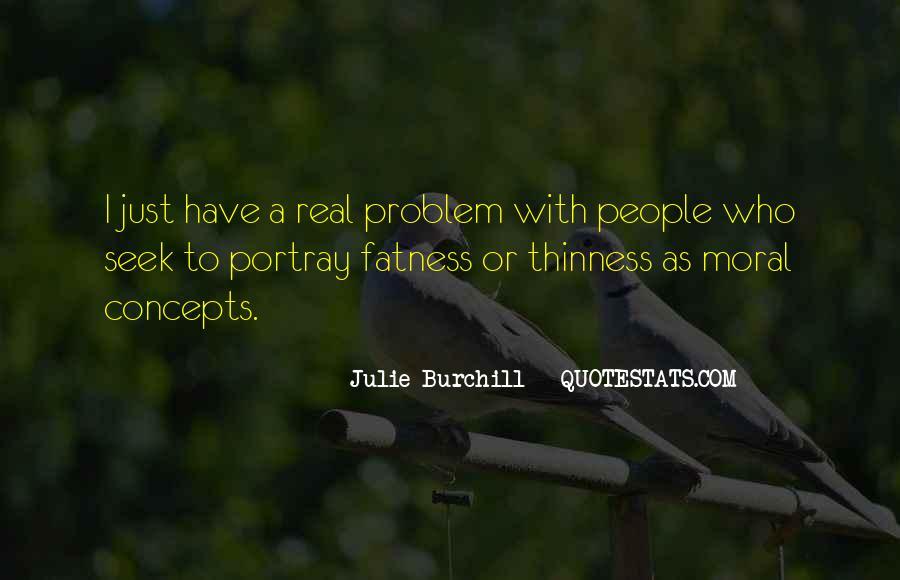 Best Julie Burchill Quotes #77314