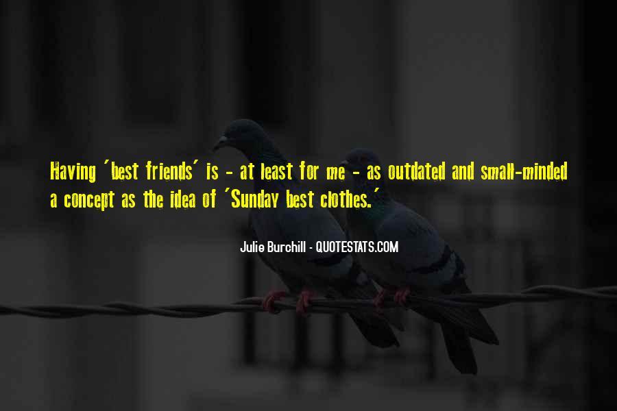 Best Julie Burchill Quotes #80296