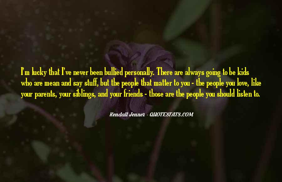 Best Kendall Jenner Quotes #505655