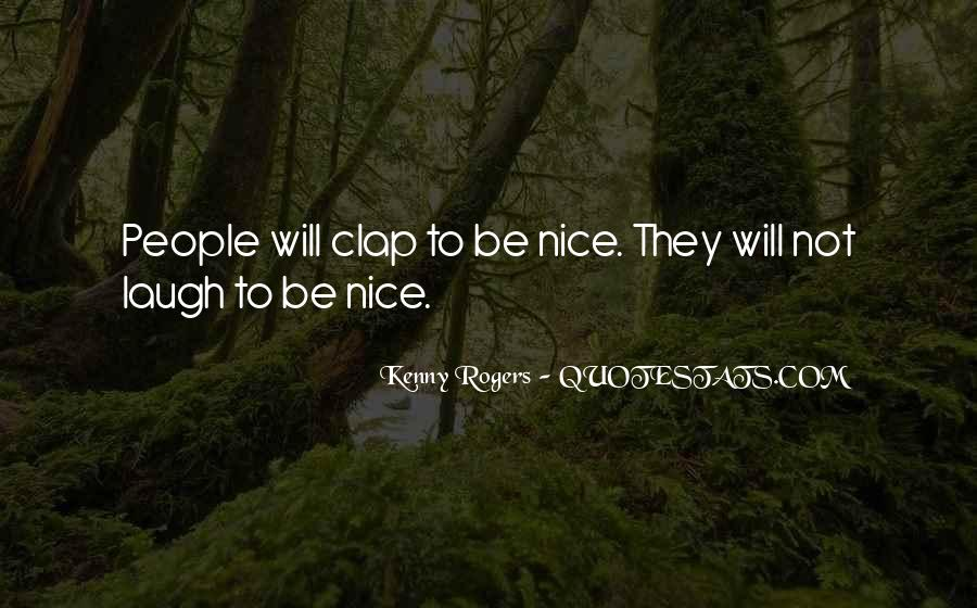 Best Kenny Rogers Quotes #458757