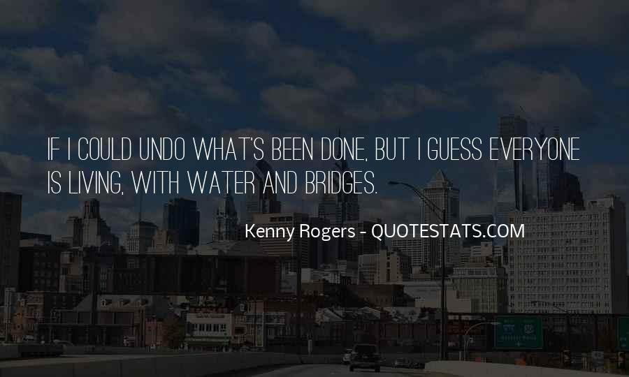 Best Kenny Rogers Quotes #532725