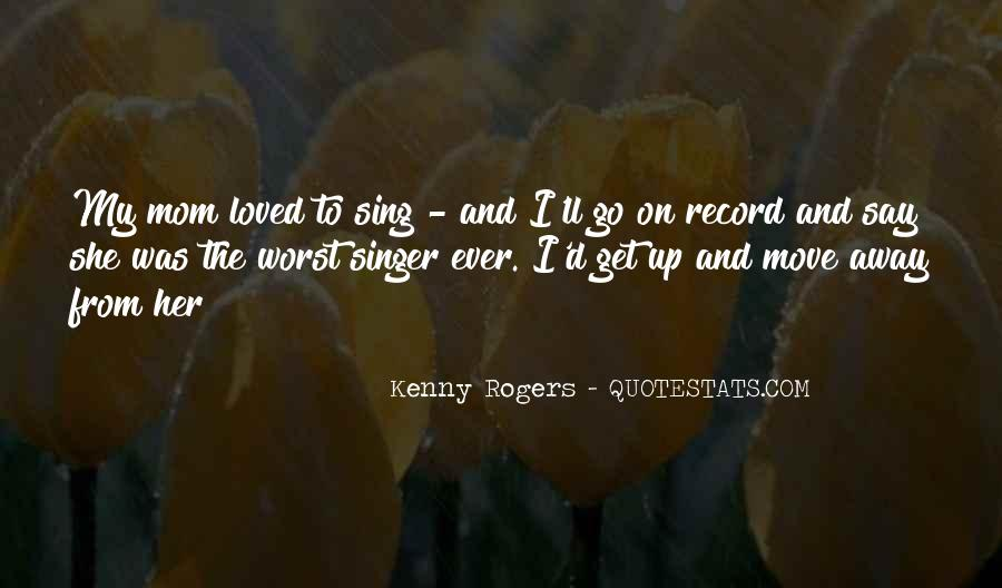Best Kenny Rogers Quotes #602635