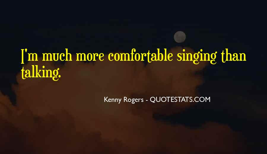 Best Kenny Rogers Quotes #764944