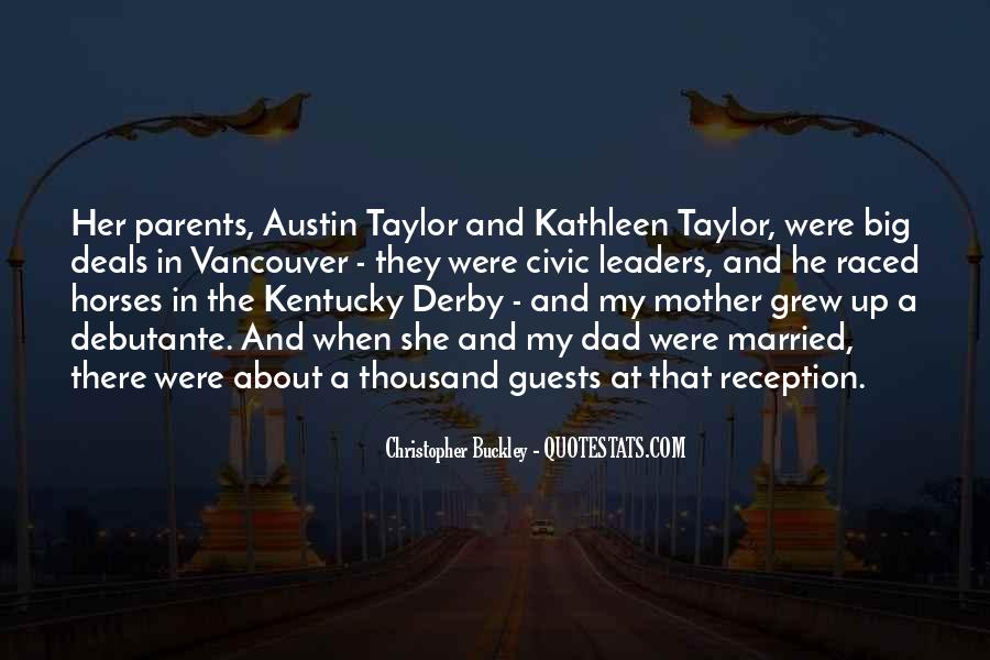 Best Kentucky Derby Quotes #1254957