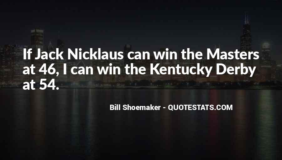 Best Kentucky Derby Quotes #40721