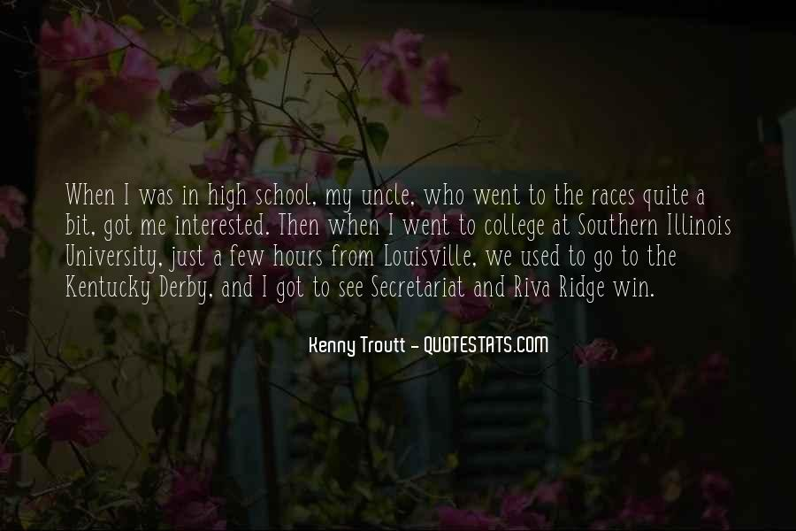 Best Kentucky Derby Quotes #501839