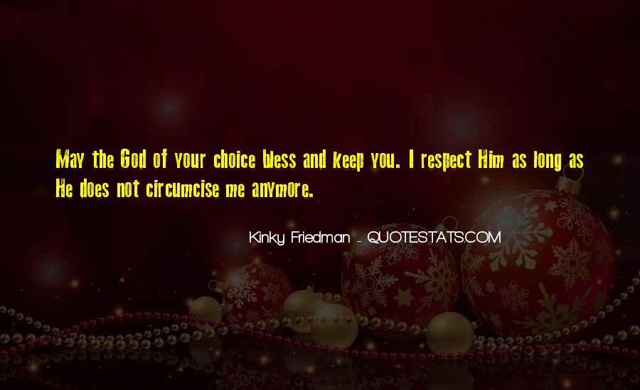 Best Kinky Friedman Quotes #1087848