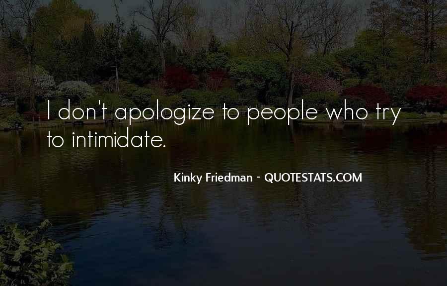 Best Kinky Friedman Quotes #1140989