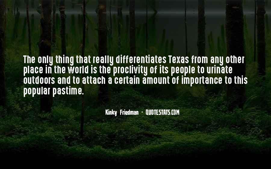 Best Kinky Friedman Quotes #263051