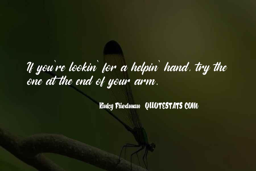 Best Kinky Friedman Quotes #58211