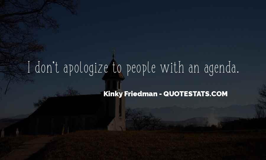 Best Kinky Friedman Quotes #737549