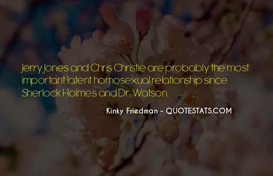 Best Kinky Friedman Quotes #847652