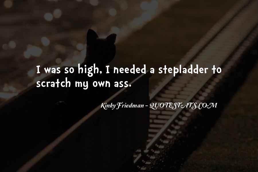 Best Kinky Friedman Quotes #848769