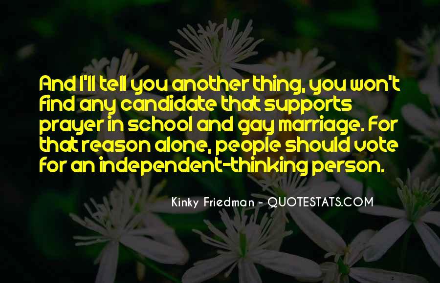 Best Kinky Friedman Quotes #917984