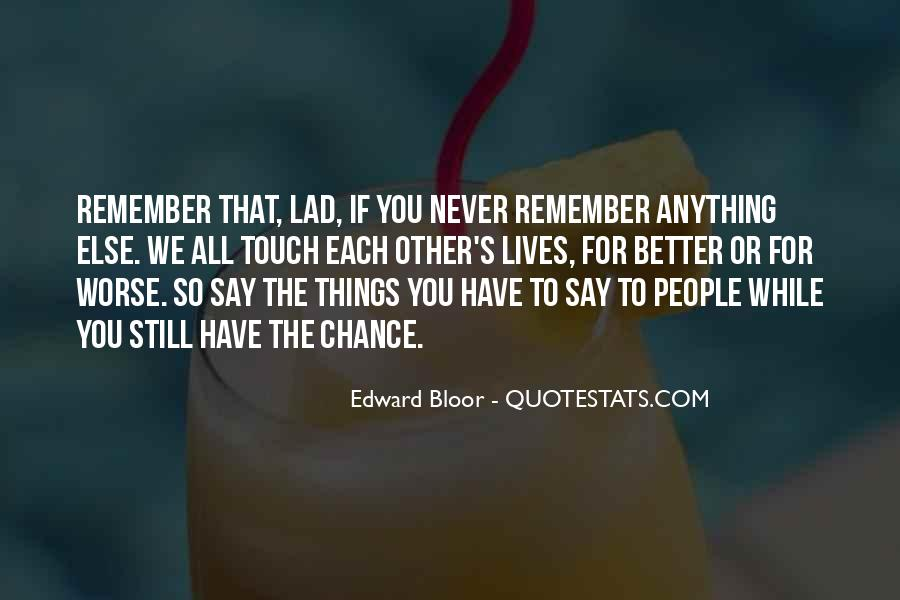 Best Lad Quotes #141026