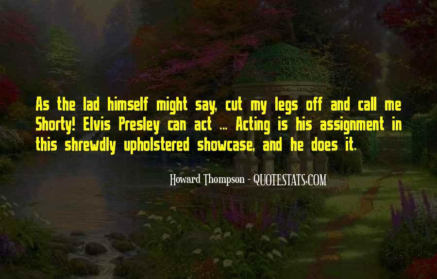 Best Lad Quotes #209077