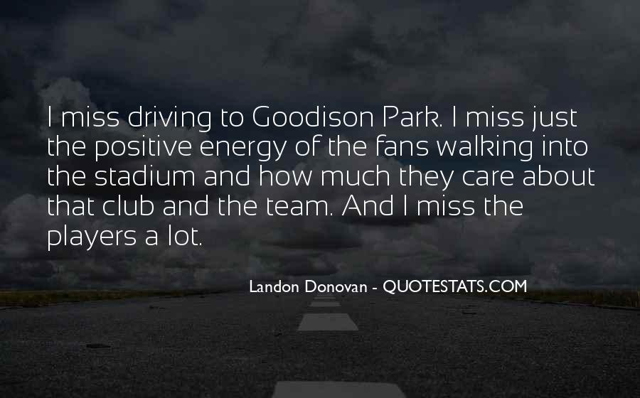 Best Landon Donovan Quotes #751996