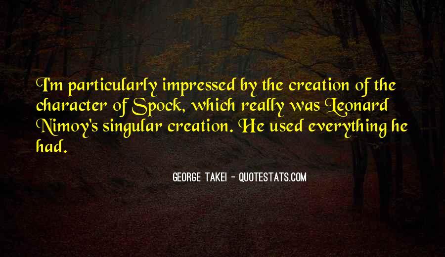Best Leonard Nimoy Spock Quotes #559490