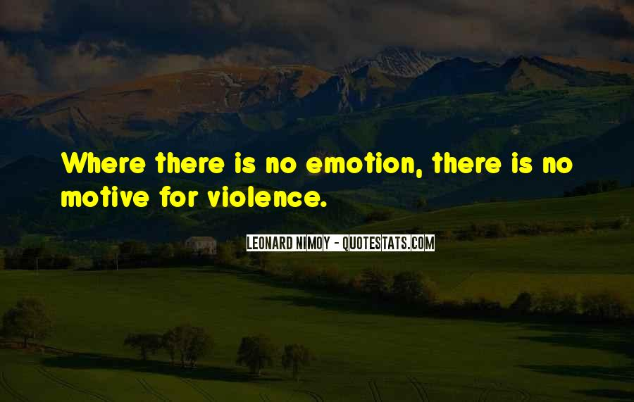 Best Leonard Nimoy Spock Quotes #813330