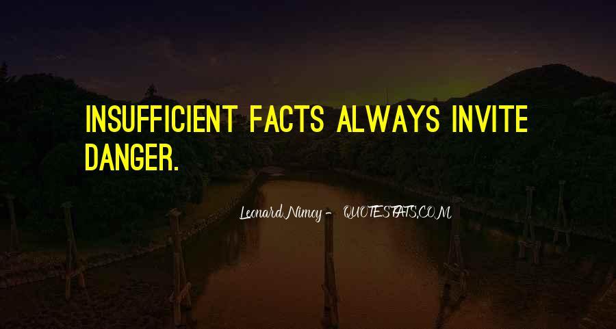 Best Leonard Nimoy Spock Quotes #915448