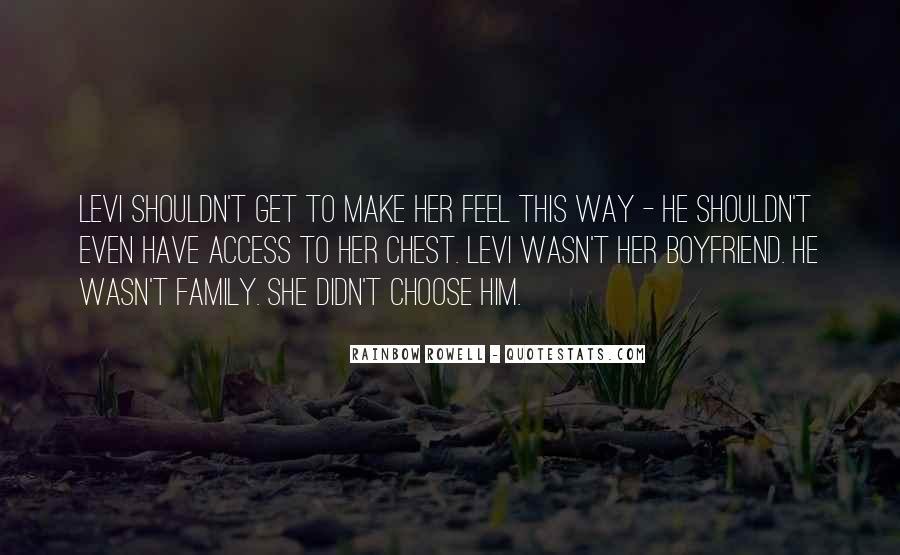Best Levi Quotes #35985